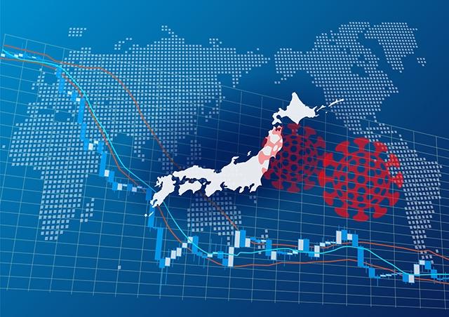 日本のコロナの状況
