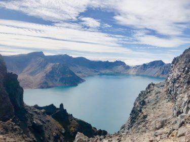 白頭(ペクト)山の噴火と東アジアに起こる変化