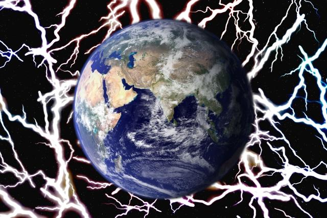 HAARP&earth